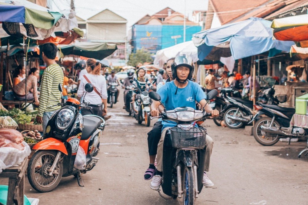 Why I stay in Cambodia